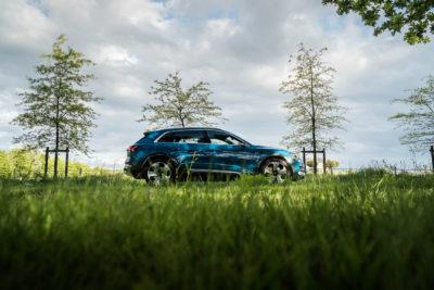 Audi e-tron coté 2