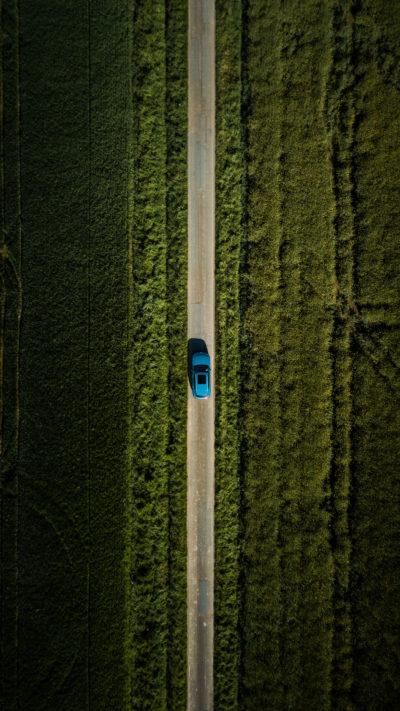 Audi e-tron route